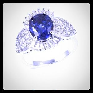 Jewelry - Simulated Tanzanite